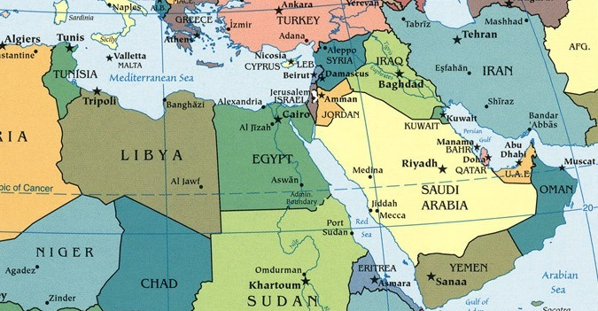 U S And Nato Interference And Aggression In North Africa And West Asia