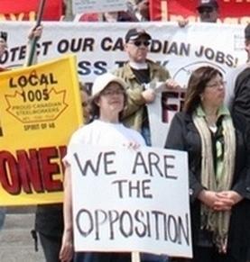 Agenda of the Harper Government