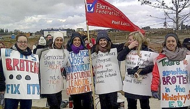 Peel School Board: Ontario Political Forum