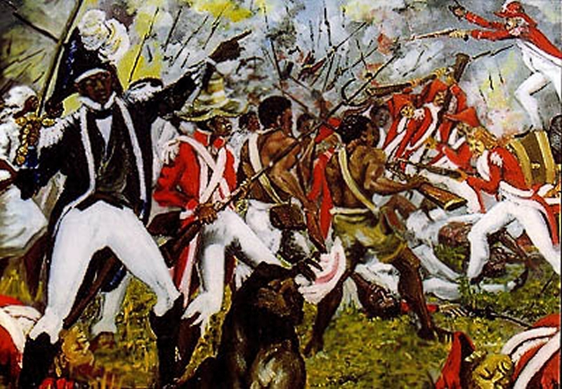 the course of the haitian revolution Haitian revolution bibliography  haitian revolutions: crash course world history #30 [video file]  the united states and the haitian revolution, 1791–1804.